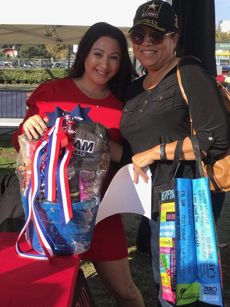 LaNae Rodriguez Realtor with Keller Williams Realty Cerritos office helping veterans